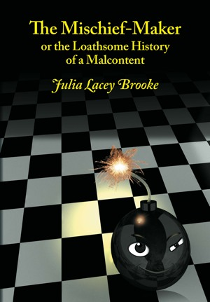 cover for The Mischief-Maker by Julia Lacey Brooke