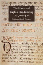 History of English Handwriting