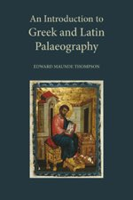 Greek and Latin Palaeography