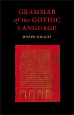 Wright Gothic Grammar