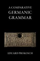 Prookosch Germanic Grammar